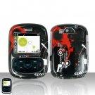 Bullet Design Case Cover Snap on Protector for UTStarcom TXTM8 8026c