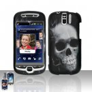 HTC myTouch Slide 3G Skull Case Cover Snap on Protector