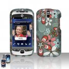 HTC myTouch Slide 3G Flowers Case Cover Snap on Protector