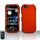 Orange Case Cover Snap on Protector for Motorola i1