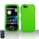 Neon Green Case Cover Snap on Protector for Motorola i1