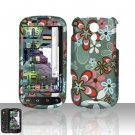 Samsung Epic 4G Flowers Case Cover Snap on Protector
