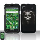 Samsung Vibrant T959 Hooded skull Case Cover Snap on Protector
