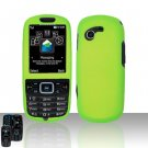 Neon Green Case Cover Snap on Protector for Samsung Gravity 3 T479