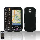Black Case Cover Snap on Protector for Samsung Intercept M910