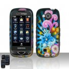 Blossom Hard Snap On Cover Case for Samsung Reality U820