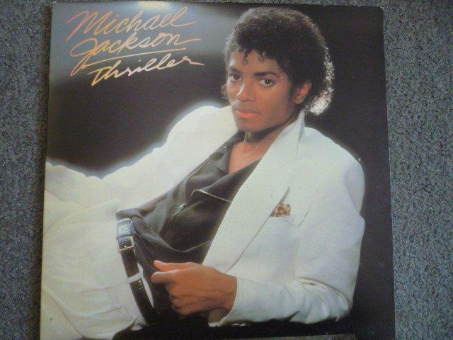 Michael Jackson Thriller LP