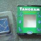 Tangram Silhouette puzzle