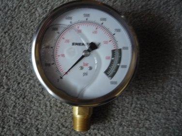 Enerpac G4039L pressure gauge