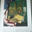 Bill of Rights print Echelon Publishing Minneapolis