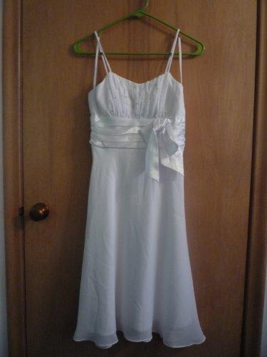 Eureka dress white size small
