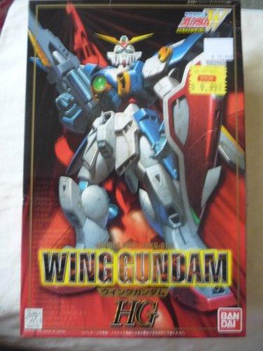 Bandai Gundam HG1 Wing Gundam 1/100