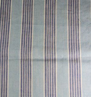Woven Stripe Menswear-Cotton VINTAGE FABRIC Fat Qtr