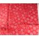 Cotton-Red Ozark Calicos-FabriQuilt-VINTAGE FABRIC Fat Qtr