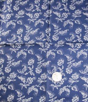 Dk Blue-Savannah-RJR Fabrics VINTAGE FABRIC Fat Qtr