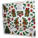 VIP Cranston Print Works Christmas Ornament Appliques Novelty Fabric Panel