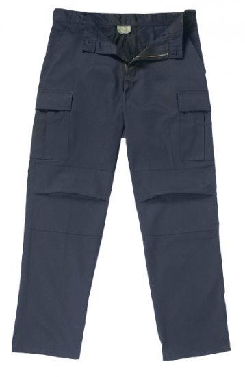 5775 ULTRA FORCE MIDNIGHT BLUE ZIPPER FLY UNIFORM PANTS XLARGE