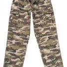 7453 ULTRA FORCE BDU PANTS - RETRO CAMO LARGE