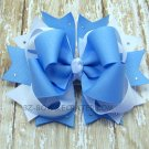 Spikey boutique style bow