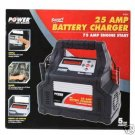 POB BY Black & Decker SMART Battery Charger 25/75 Amp With Alternator Check
