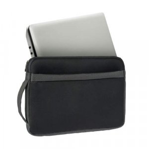 "Netbook Sleeve With Built-In Carrying Handle 11`` "" Protect That New Netbook"""