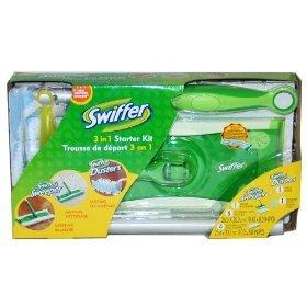Swiffer Sweeper 3 in 1 Starter Kit