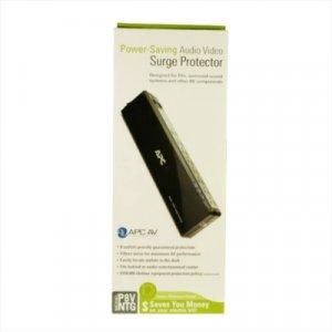 Surge Protector APC Power-Saving Audio Video