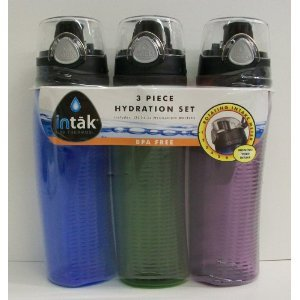 Thermos Water Hydration 3 Piece Set BPA Free