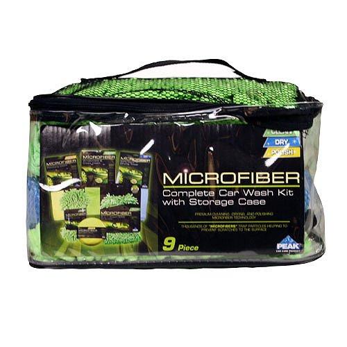 Microfiber Complete Care Care Kit  By PEAK