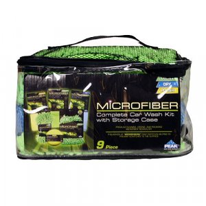 Microfiber Complete Care Care Kit  By PEAK