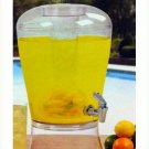 Beverage Dispenser 3 Gal With Ice Core & Fruit Infuser