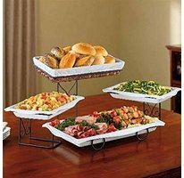 Buffet Professional Universal Buffet Server Party For Catering Events