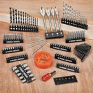 Black & Decker 195 Pc Set Bits & Driver Set