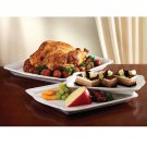 Ceramic Serving Trays 3 Pk