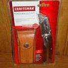 Craftsman Folding Lockback Utility Knife