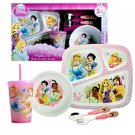Disney Princess Five Piece Mealtime Set