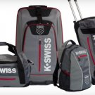 K-Swiss  Tech Sport Luggage 4 Piece Set, Duffle