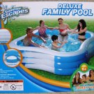 Pool Summer Escapes Deluxe Family Pool