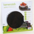 Kamenstein Digital Kitchen Scale BLACK