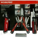 WORKPRO 3PC. Aluminum Tool Set