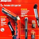 Snap-on Portable LED Light Set