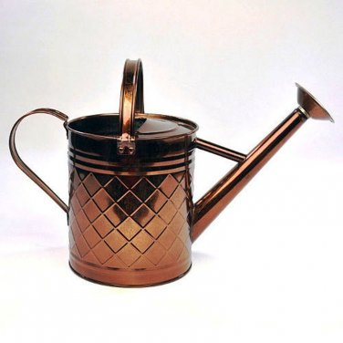Pennington Seed Antique Copper Watering Can