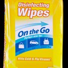 Clorox On The Go Disinfecting Wipes Citrus Blend