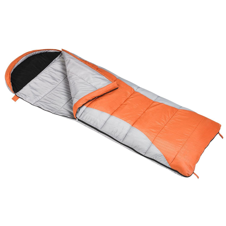 Kelty Sleeping Bag \ Orange Camping Hunting Hiking