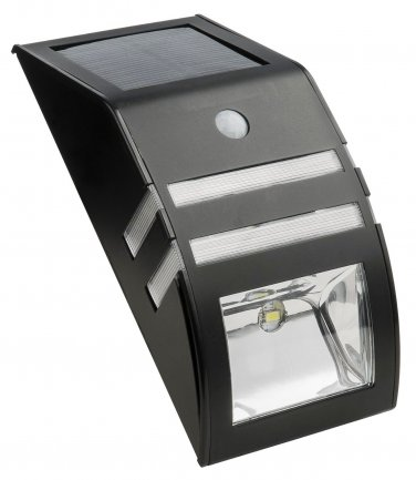 Paradise Solar Led Motion & Security Light In ONE !!!