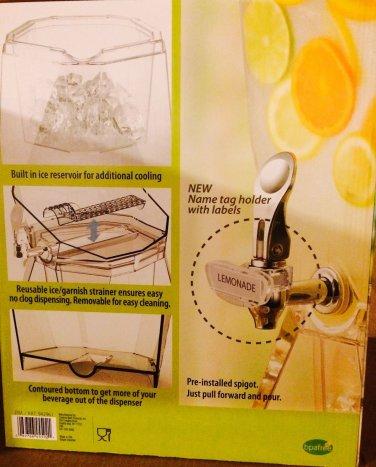 CREATIVE WARE Acrylic Dispenser