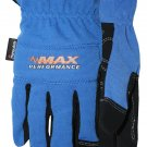 MAX PERFORMANCE GLOVE SIZE - LARGE \COLOR - BLUE
