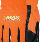 MAX PERFORMANCE GLOVE \ SIZE LARGE \ COLOR ORANGE
