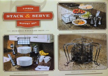 Buffet Stack & Serve Buffet Set