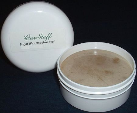 Natural Sugaring Wax Hair Remover Kit Sugar Body Bikini